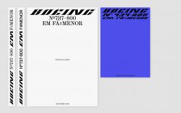 Rhubarb typeface by Daniel Martins